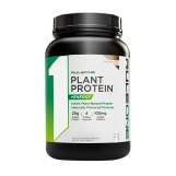 Rule 1 Plant Protein + Energy 600g 20 serv - Cold Brew Coffee