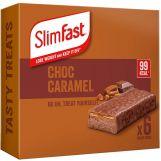 SlimFast 盒裝零食棒 - 朱古力焦糖味 26克 (盒裝6件)